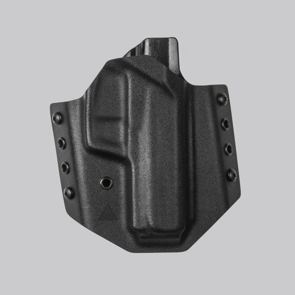 Direct Action® Kabura HK USP OWB NO LIGHT HOLSTER - Full Kydex - Czarny
