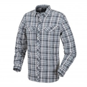 DEFENDER Mk2 City Shirt® - Stone Plaid