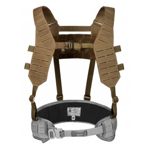 Direct Action® Szelki Taktyczne MOSQUITO® H-HARNESS - Coyote Brown