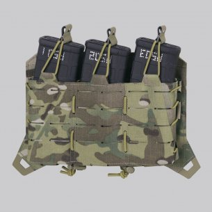 Direct Action® SPITFIRE® TRIPLE RIFLE MAGAZINE FLAP - MultiCam®