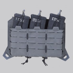 Direct Action® SPITFIRE® TRIPLE RIFLE MAGAZINE FLAP - Urban Grey
