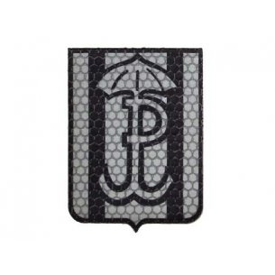 Combat-ID Velcro patch - Silent and efficient (H6-FG) - Foliage Green - JWK Lubliniec