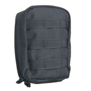 EMT Pouch Molle first aid kit (MA21-002) - Black