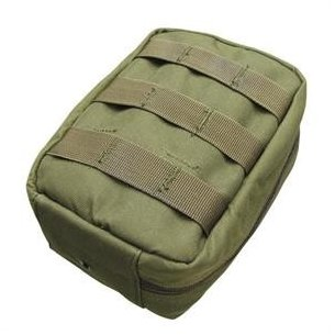 Condor® EMT Pouch Molle first aid kit (MA21-001) - Olive Green
