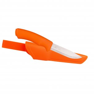 Knife Morakniv® Bushcraft Hi-Vis Orange