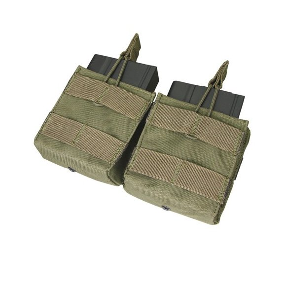 Condor® Double Open-Top M14 Mag Pouch...