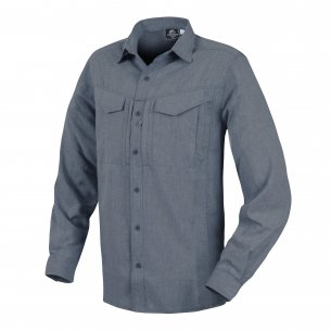 Helikon-Tex® DEFENDER Mk2 Gentleman Shirt® - Melange Blue
