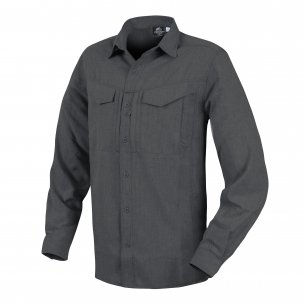 DEFENDER Mk2 Gentleman Shirt® - Melange Black-Grey