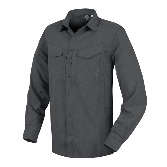 Helikon-Tex® DEFENDER Mk2 Gentleman Shirt® - Melange Black-Grey