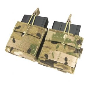 Condor® Double Open-Top M14 Mag Pouch (MA24-008) - Multicam®