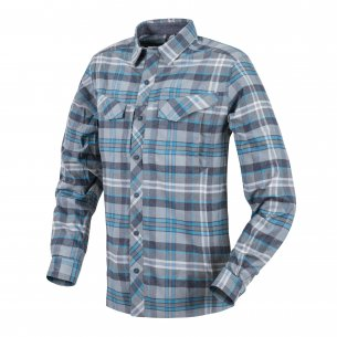 Helikon-Tex® Defender Mk2 PILGRIM Shirt® - Blue Plaid