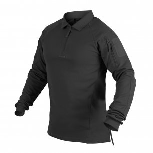 RANGE Polo Shirt® - Black