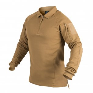 Helikon-Tex® RANGE Polo Shirt® - Coyote