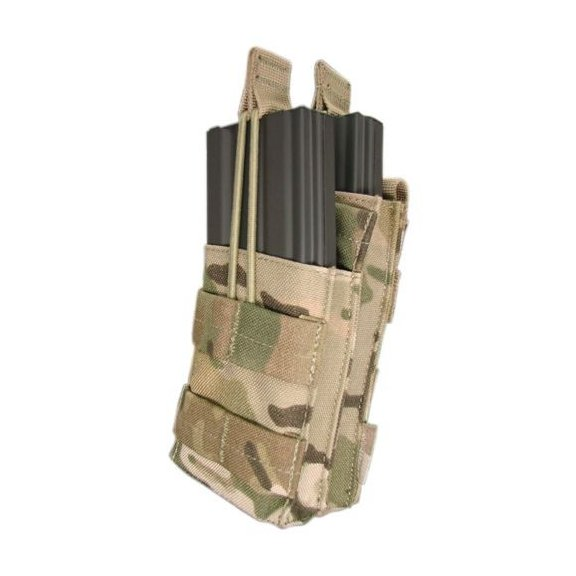 Condor® Ładownica molle Single Stacker M4 Mag Pouch (MA42-008) - Multicam®