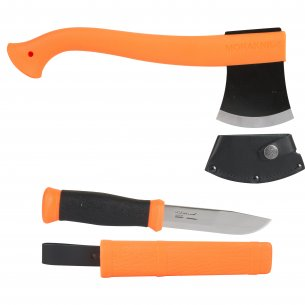 Morakniv® Axe & Knife Outdoor Kit Orange