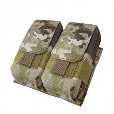 Ładownica molle Double M14 Mag Pouch (MA63-008) - Multicam®