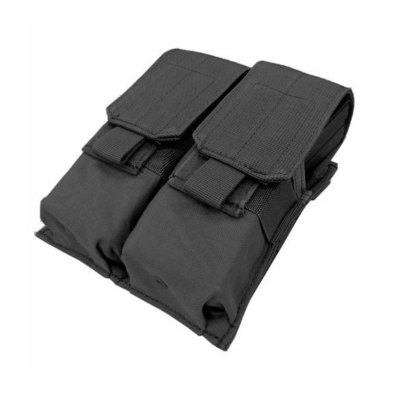 Double M4 Mag Pouch (MA4-002) - Black