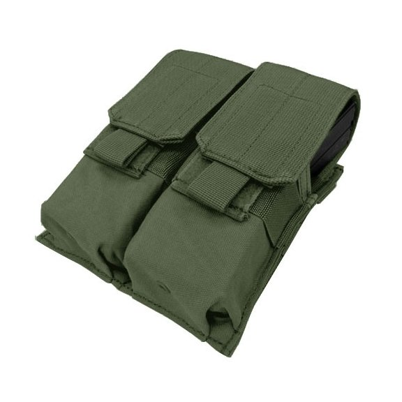 Condor® Ładownica molle Double M4 Mag Pouch (MA4-001) - Olive Green