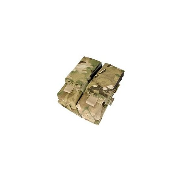Ładownica molle Double M4 Mag Pouch (MA4-008) - Multicam®