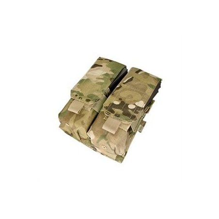 Condor® Ładownica molle Double M4 Mag Pouch (MA4-008) - Multicam®