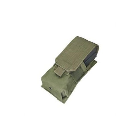 Ładownica molle Single M4 Mag Pouch (MA5-001) - Olive Green