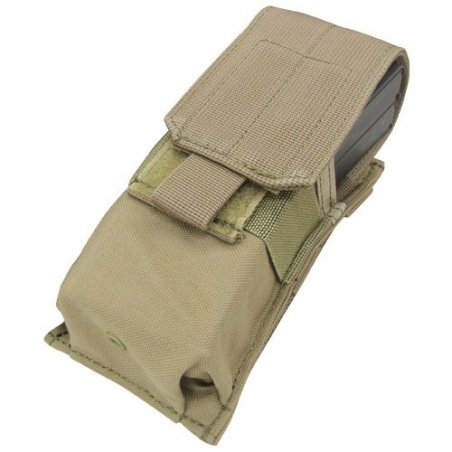 Ładownica molle Single M4 Mag Pouch (MA5-003) - Coyote / Tan