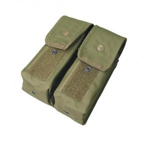 Ładownica molle Double AR/AK Mag Pouch (MA6-001) - Olive Green