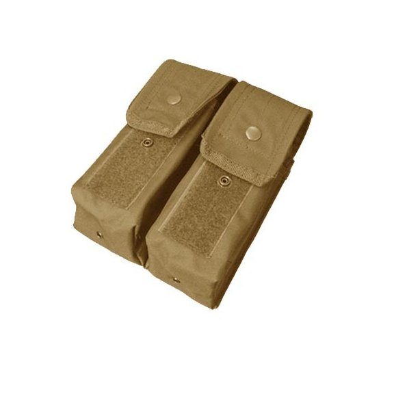Ładownica molle Double AR/AK Mag Pouch (MA6-003) - Coyote / Tan