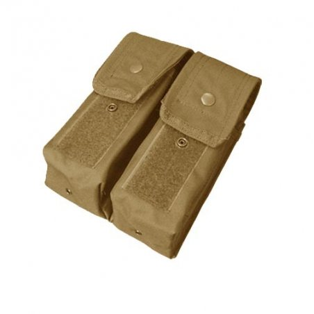 Double AR/AK Mag Pouch (MA6-003) - Coyote / Tan