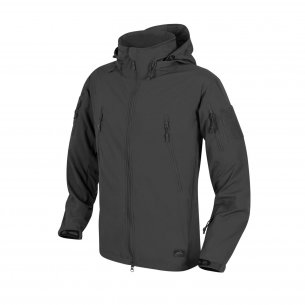 Kurtka TROOPER - Soft Shell - Czarna