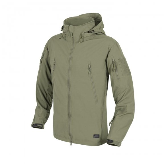 Kurtka TROOPER - Soft Shell - Olive Green