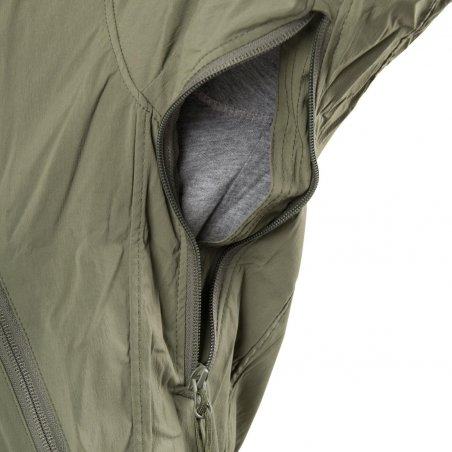 Helikon-Tex® TROOPER Jacke - Stormstretch® - Olive Green
