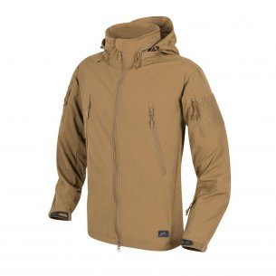 Kurtka TROOPER - Soft Shell - Coyote / Tan