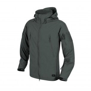 Helikon-Tex® TROOPER Jacke - Stormstretch® - Jungle Grün
