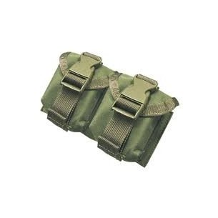 Condor® Double Frag Grenade Pouch (MA14-001) - Olive Green