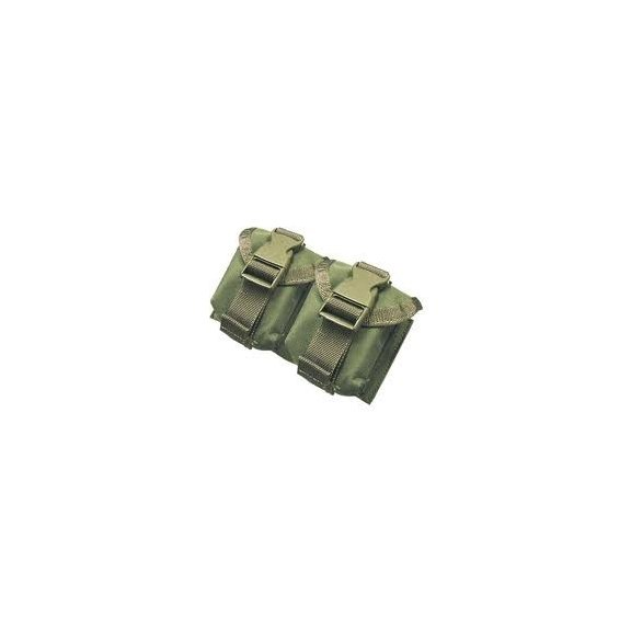 Double Frag Grenade Pouch (MA14-001) - Olive Green