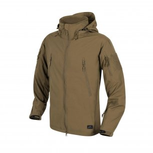 Kurtka TROOPER - Soft Shell - Mud Brown