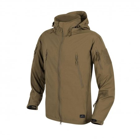 Helikon-Tex® Kurtka TROOPER - Stormstretch® - Mud Brown