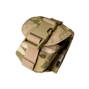 Condor® Single Frag Grenade Pouch (MA15-008) - Multicam®