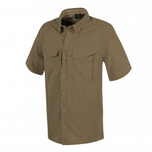 Helikon-Tex® DEFENDER Mk2 Ultralight Shirt short sleeve® Hemd - Silver Mink