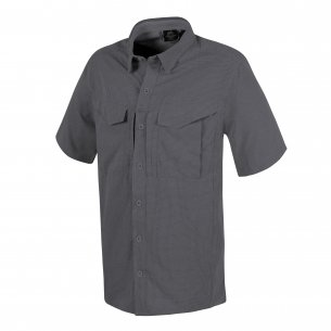 Helikon-Tex® DEFENDER Mk2 Ultralight Shirt short sleeve® Hemd - Misty Blue
