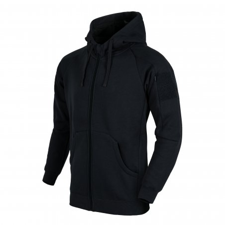 Helikon-Tex® Urban Tactical Hoodie® Lite (FullZip) - Black