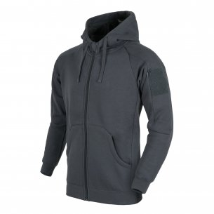 Helikon-Tex® Urban Tactical Hoodie® Lite (FullZip) - Grey