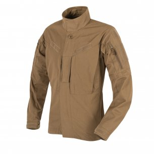 Helikon-Tex® CPU ™ (Combat Patrol Uniform) Shirt - Ripstop - Nero
