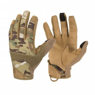 Helikon-Tex® Range Tactical Gloves Hard® - Black / Shadow Grey A