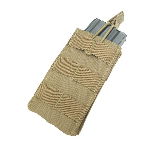 Condor® Ładownica molle Open Top M4/M16 Mag Pouch (MA18-003) - Coyote / Tan