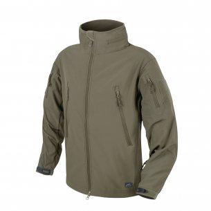 Helikon-Tex® GUNFIGHTER Jacket - Shark Skin - Adaptive Green