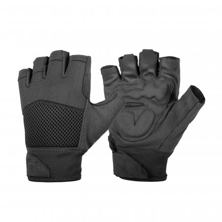 Helikon-Tex® Half Finger Mk2 Gloves - Black