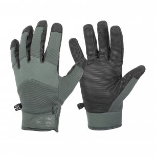 Helikon-Tex® Rękawice Impact Duty Winter Mk2 - Shadow Grey / Czarne A
