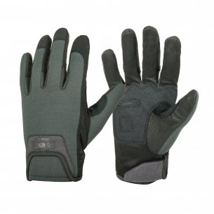 Helikon-Tex® Rękawice Urban Tactical Mk2 - Shadow Grey / Czarne A